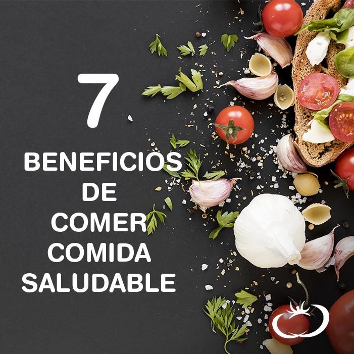 Blog 7 beneficios comida saludable tomate raf